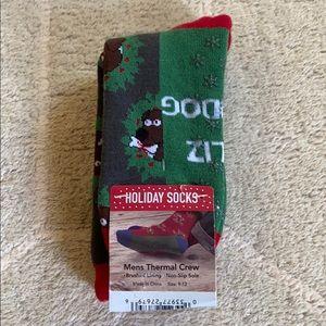 Muk Luk Holiday Socks